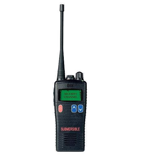 ENTEL HT544 LCD VHF IECEx Intrinsically Safe