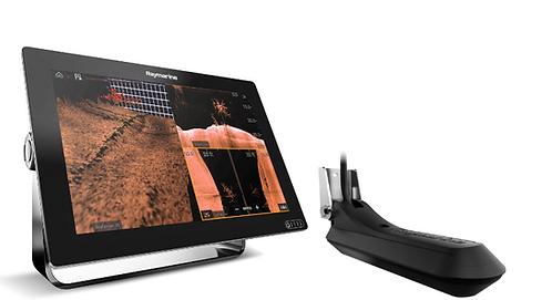 E70369-03 AXIOM 12RV с вграден Real Vision 3D сонар + RV-100