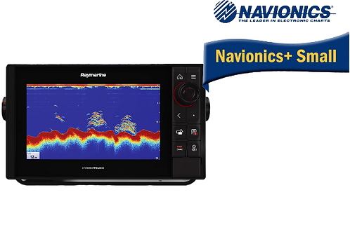 E70481-0S AXIOM 9 PRO-S с вграден CHIRP + карта Nav+ Small
