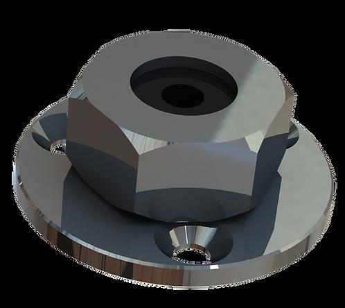 Салник INOX Ø 10-12 mm