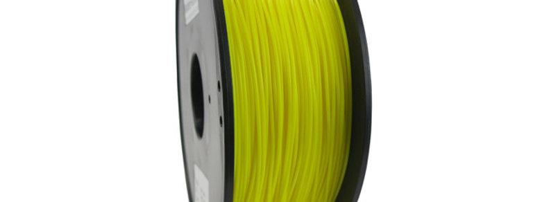ABS Жълт 1.75mm Wanhao