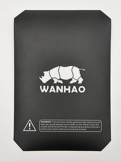 Подложка Wanhao i3 mini