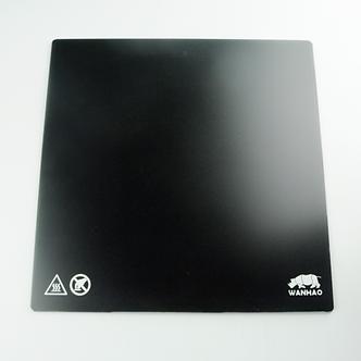 D9/400 MK2 Carbon Crystal Стъклена Плоча 425 x 425 mm