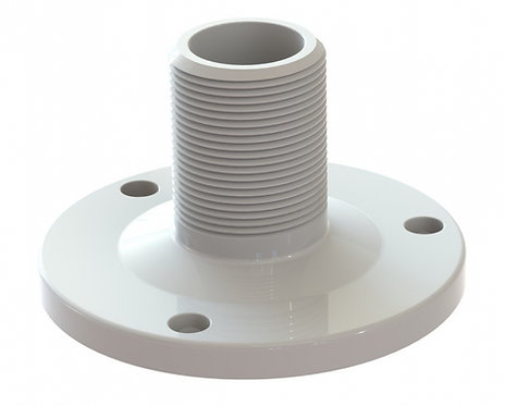 10000-011 Стойка N255F за монтаж на палуба пластамасова