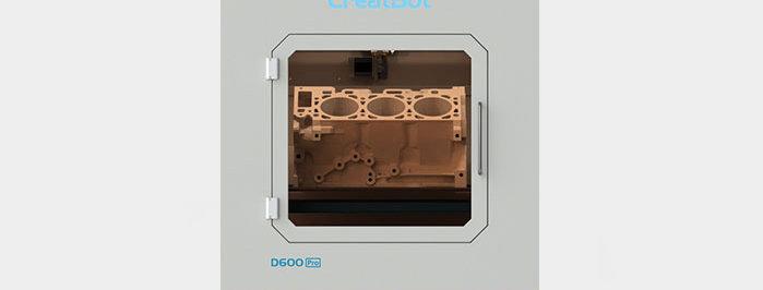 3Д принтер CreatBot D600 Pro