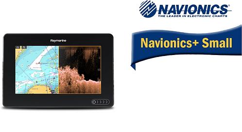 E70364-0S AXIOM 7DV с вграден сонар + карта Nav+ Small