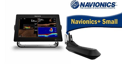E70367-030S AXIOM 9RV с вграден Real Vision 3D сонар + RV-100 + карта Nav+ Small