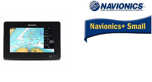 E70363-0S AXIOM 7 дисплей с карта Nav+ Small