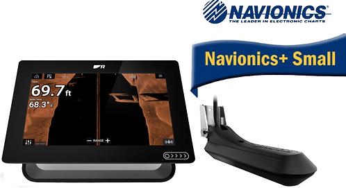 E70639-030S AXIOM+ 12RV с вграден Real Vision 3D сонар + RV-100 +карта Na