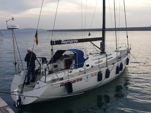 "Михаил Копанов и кралицата Ветроходна яхта Krone 1 / Sailing yacht Krone 1 – готови за ""OSTAR"" 2021"