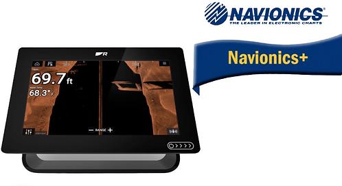 E70639-0N AXIOM+ 12RV с вграден Real Vision 3D сонар + карта Nav+