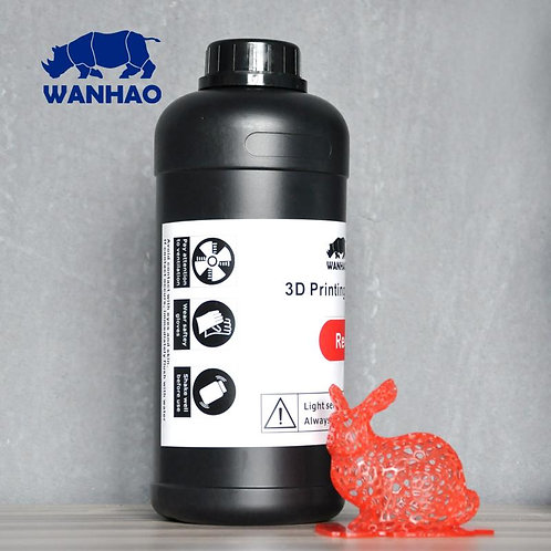 Смола Wanhao 1l Red