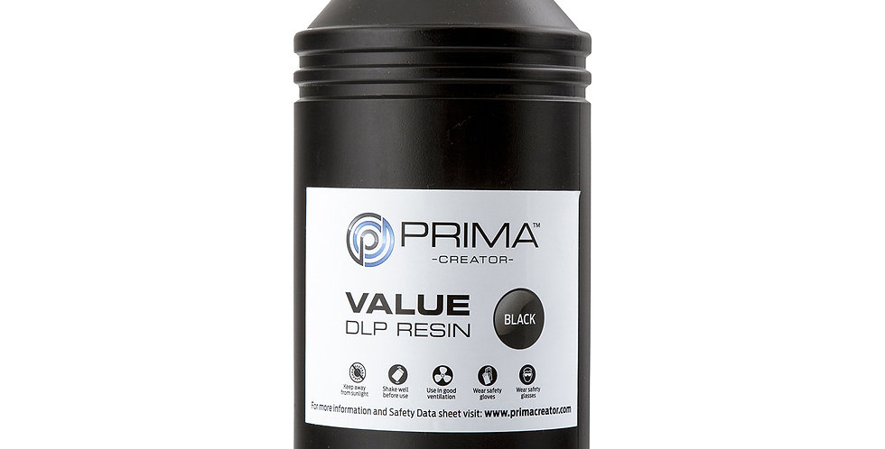 Смола PrimaCreator Value 1l Black