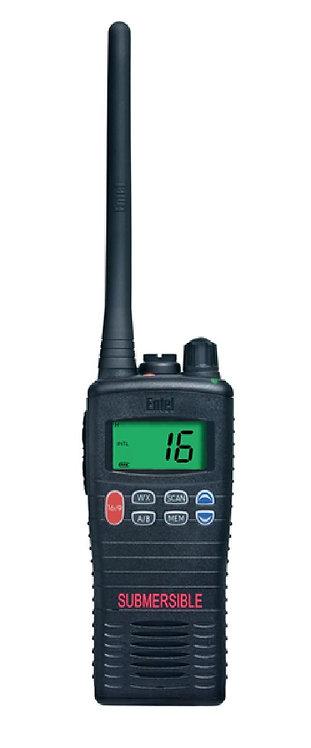 ENTEL HT644 LCD VHF