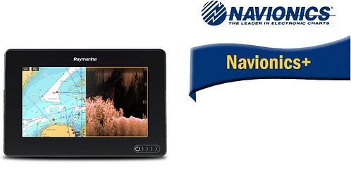 E70364-0N AXIOM 7DV с вграден сонар + карта Nav+