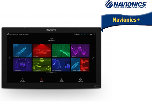 E70399-0N AXIOM XL 16 Мултифункционален дисплей + карта Nav+