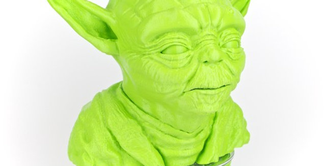 PLA Интензивно зелено colorFabb