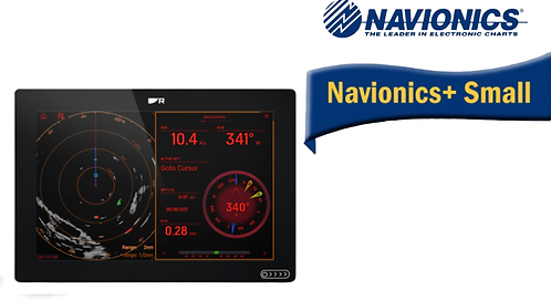 E70638-0S AXIOM+ 12 дисплей с карта Nav+ Small