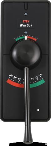 A80532 Follow-On Tiller Steer (Standby-Power Steer - Standby)