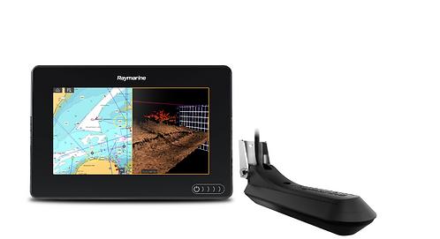 E70365-03 AXIOM 7RV с вграден Real Vision 3D сонар + RV-100