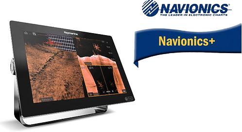 E70369-0N AXIOM 12RV с вграден Real Vision 3D сонар + карта Nav+