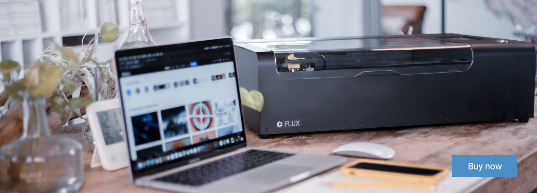 Flux Beamo лазерен плотер