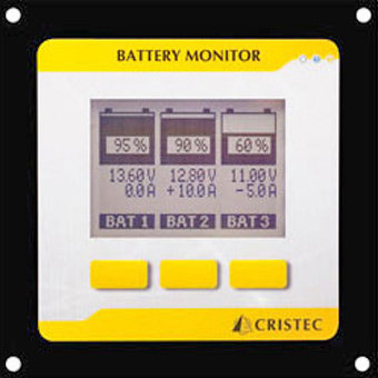Цифров индикатор за батерия / JBNUMII-CPS3
