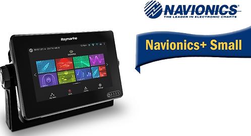 E70366-0S AXIOM 9 дисплей с карта Nav+ Small