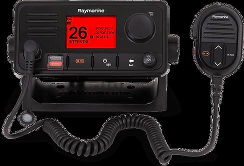 E70516 Ray63 VHF Двупостова Радиостанция с вграден GPS