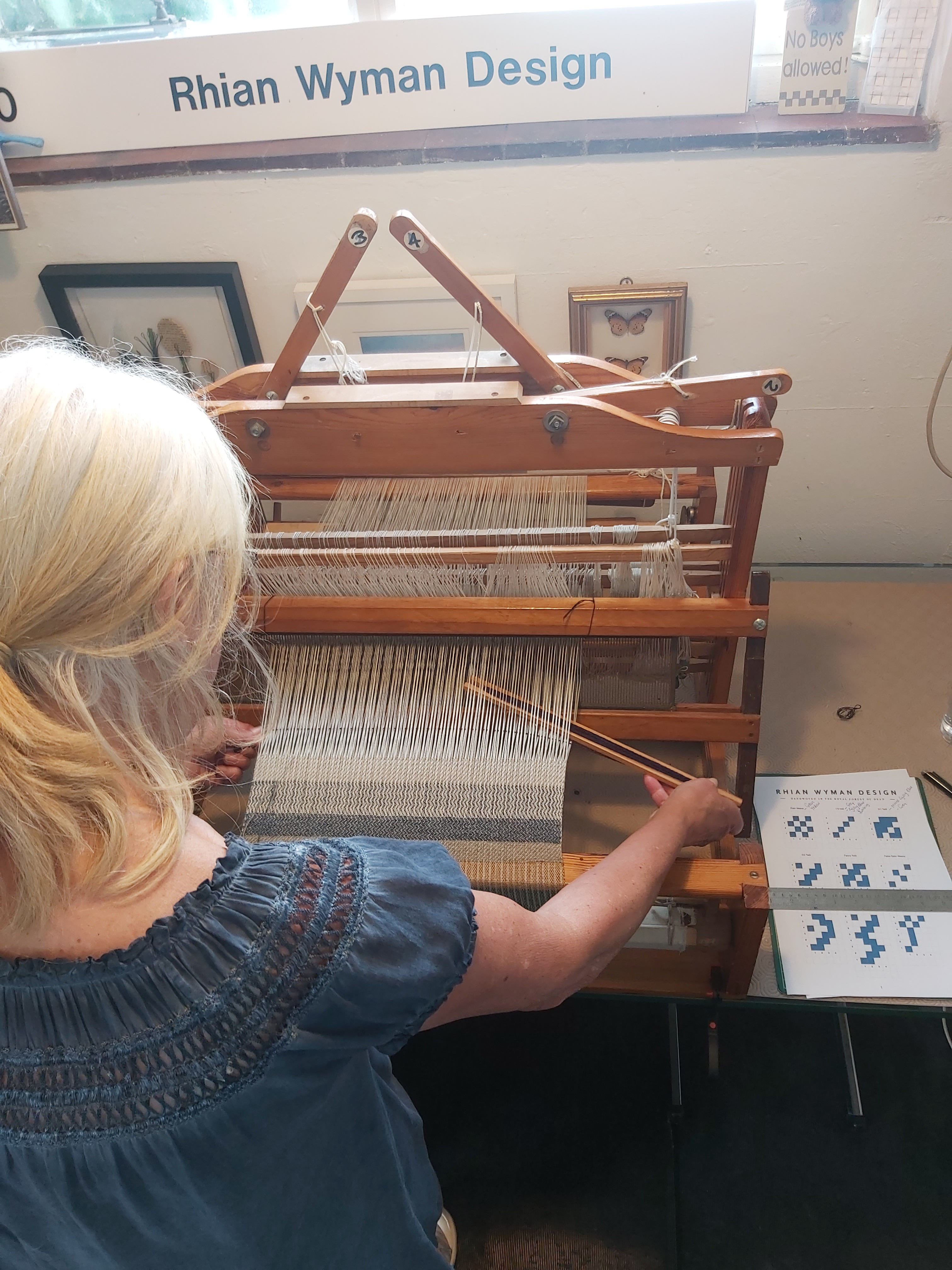Private Weaving Taster for 2 People