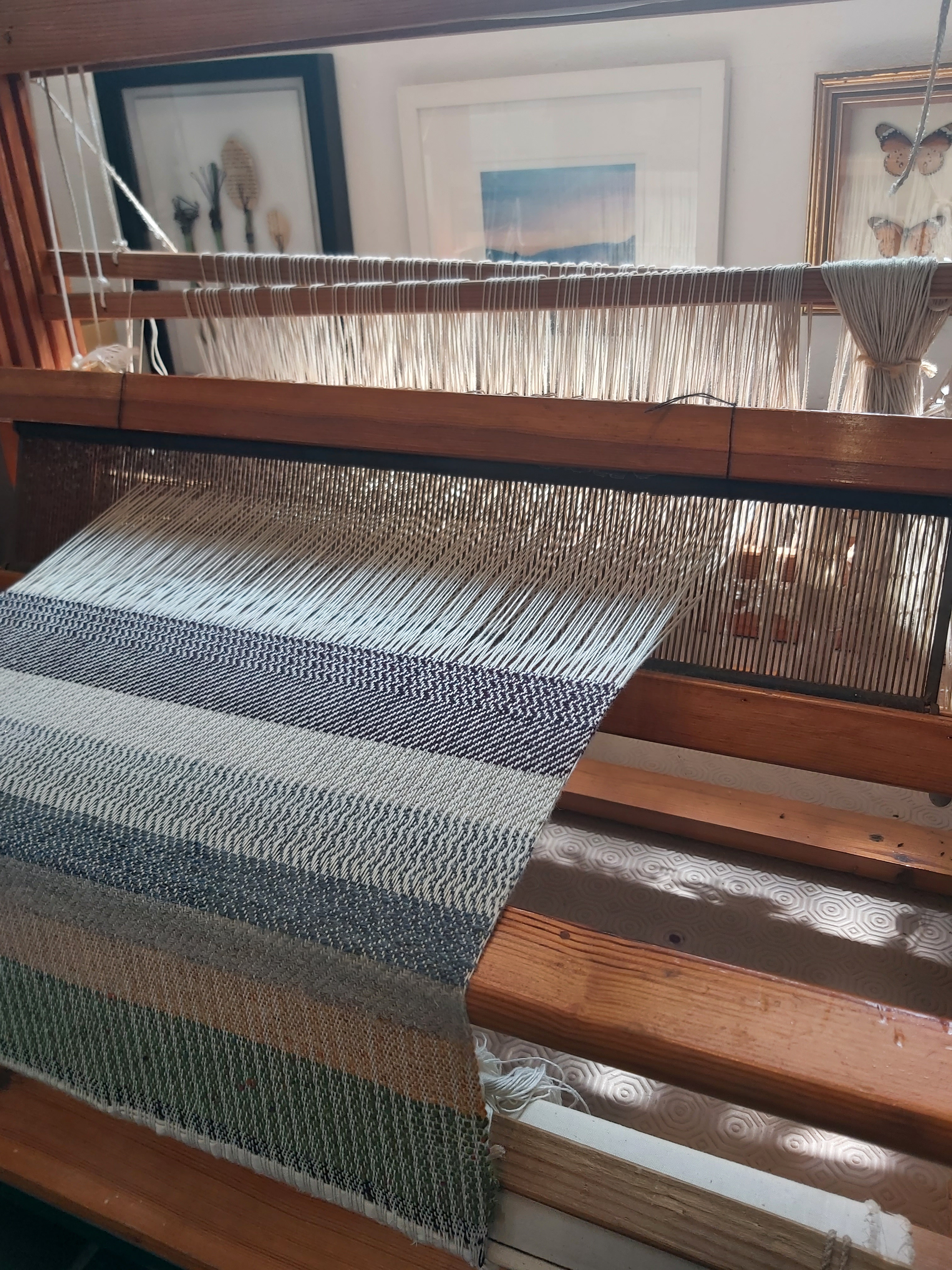 One to One Weaving Taster Day