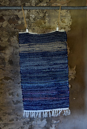 Midnight Double Woven Eco Rug