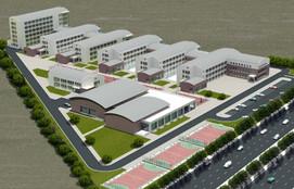 Education Campus Bishkek / Kirghizistan