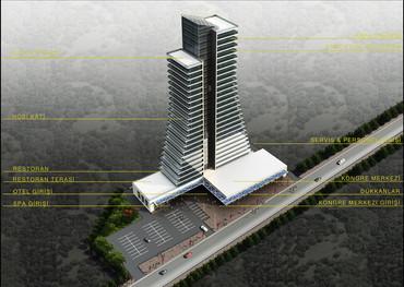 Hotel, Convention & Spa Center Ankara