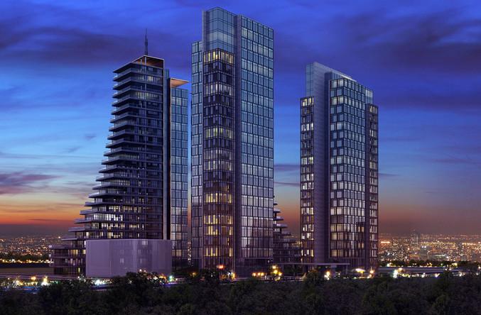 900 Units Residences Istanbul