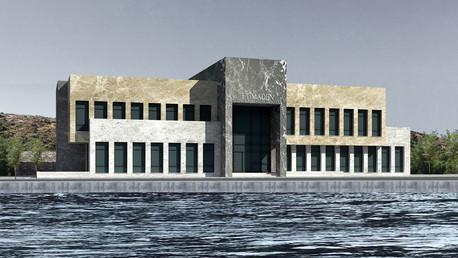 Etimaden Office Building Bandırma