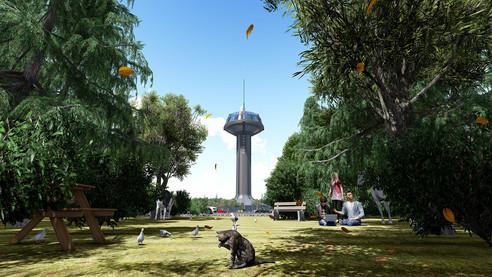 Tower Purposal Project Ankara