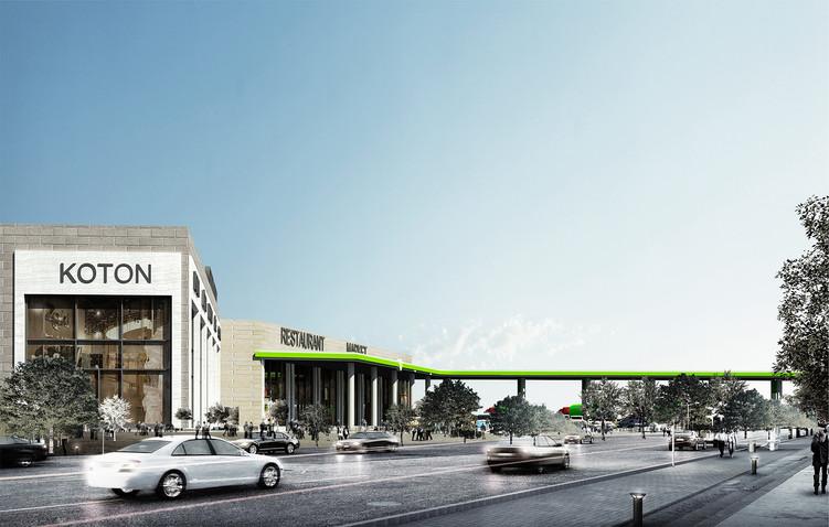 Gas Station Complex Kırıkkale