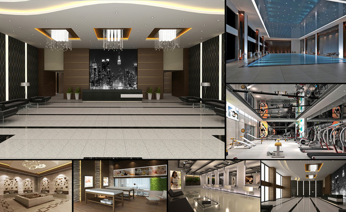 Interior Designs Turkey