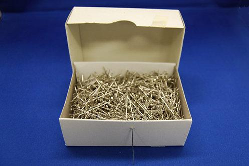 Decorative Straight Pins, Flat Head, 1-1/16 inch