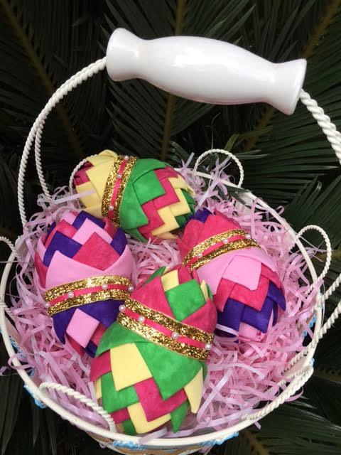 PDF- Spring Harvest Egg Pattern (Instant Download)