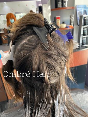 oombré hair