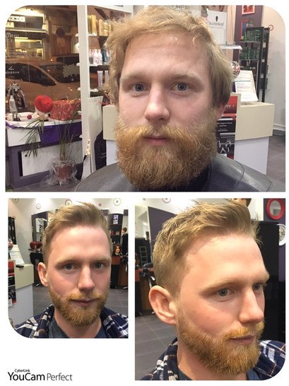 Coupe et Barbe
