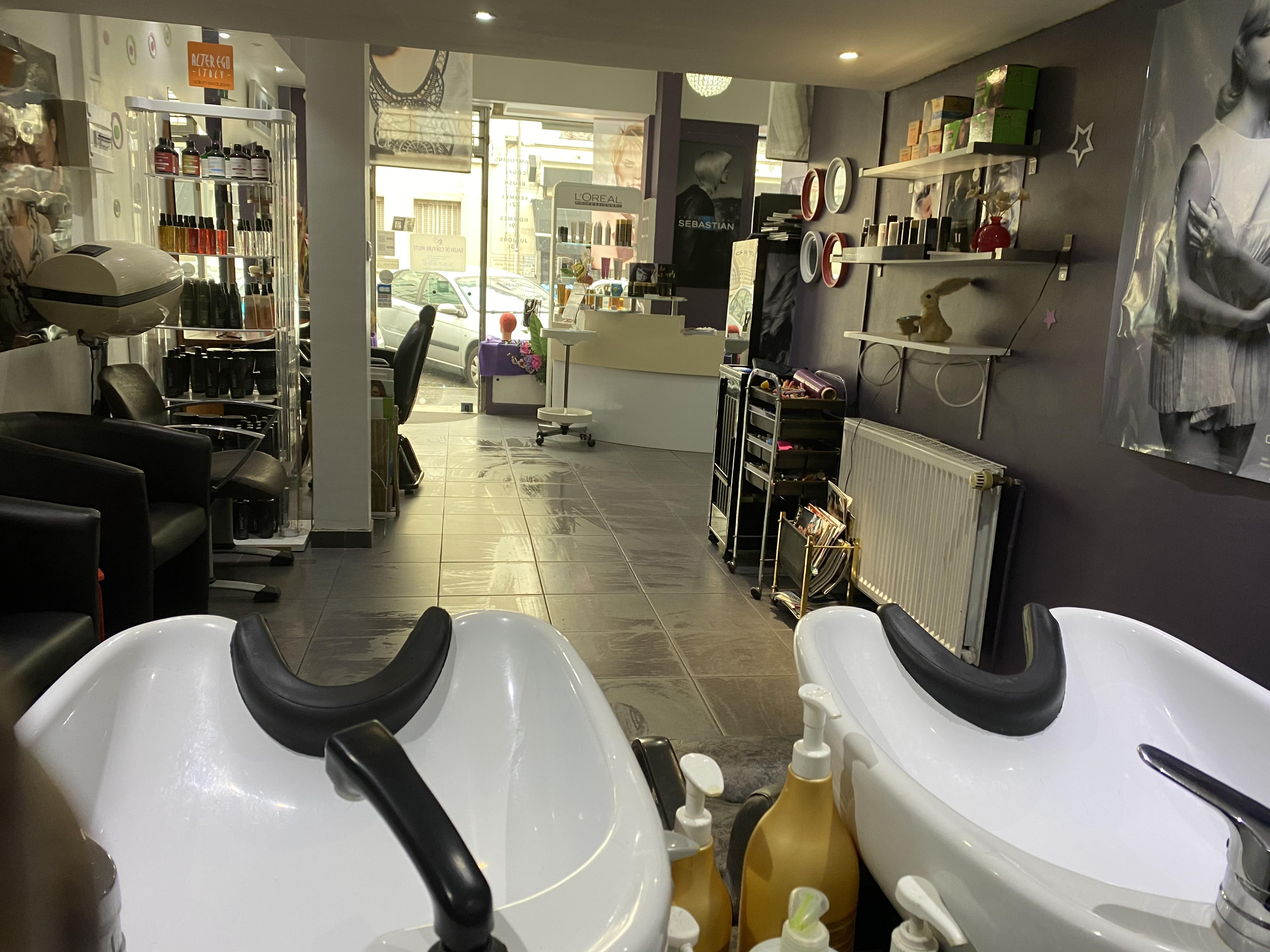 salon eden secret's-salon de coiffure ly