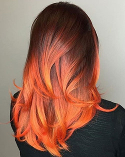 Orange-Ombre-Hair.