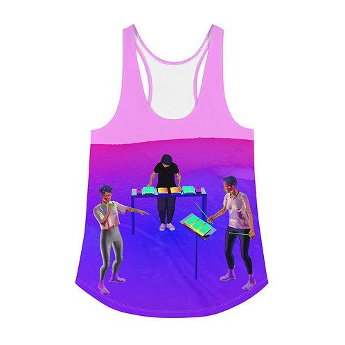 Camiseta Sin Mangas Show Espacial