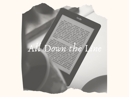 Blog Tour: All Down the Line