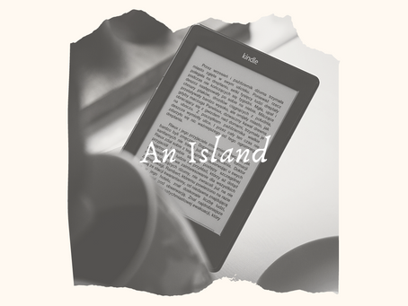 Blog Tour: An Island by Karen Jennings