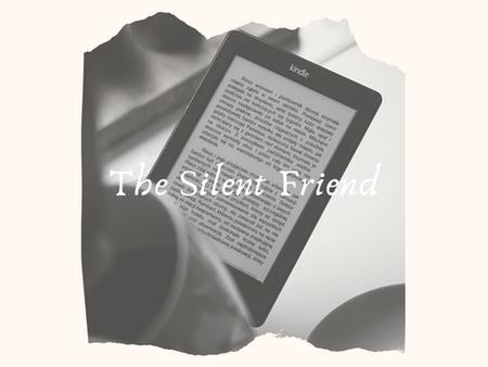 Blog Tour: The Silent Friend