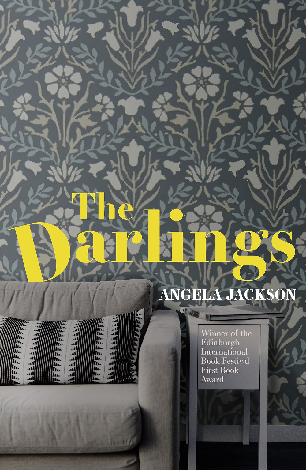 Book cover of The Darlings by Angela Jackson